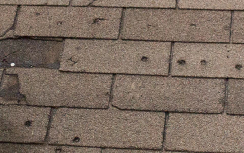 Do You Have Hail Damage Exterior Renovations Madison