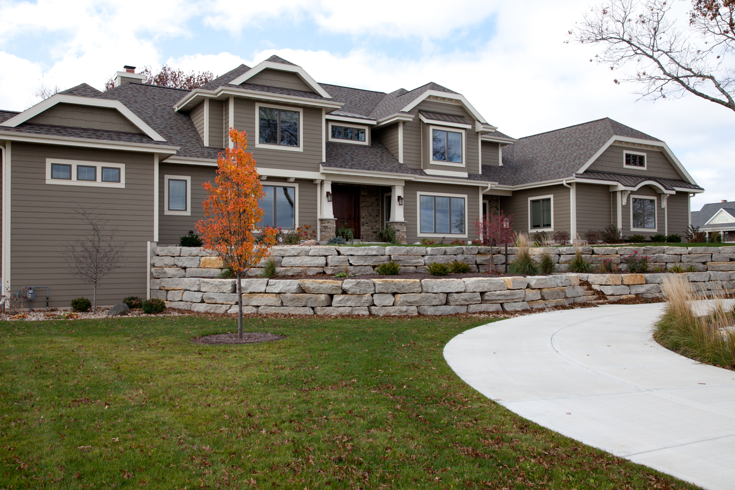 spacious middleton home exterior renovations madison remodeling