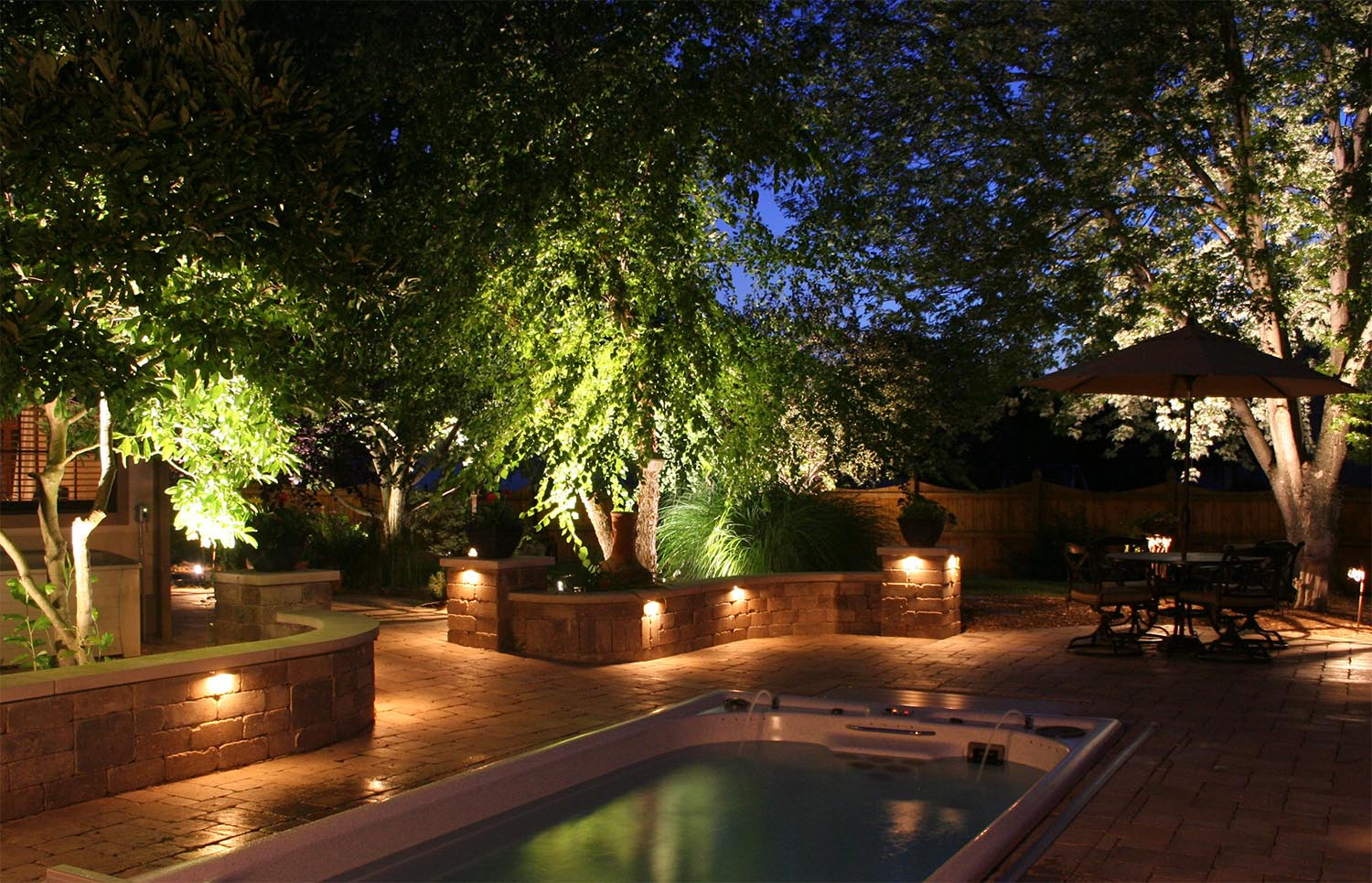 Be artful with your exterior lighting exterior renovations - How to design outdoor lighting plan ...